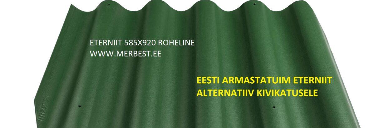 Eterniit Gotika roheline
