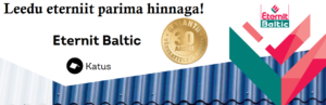 Eternit Baltic eterniit, katuseplaat, merbest, eterniitkatus_1
